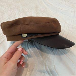Paperboy Newscap/Engineer Hat